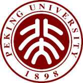 Logo der Peking University